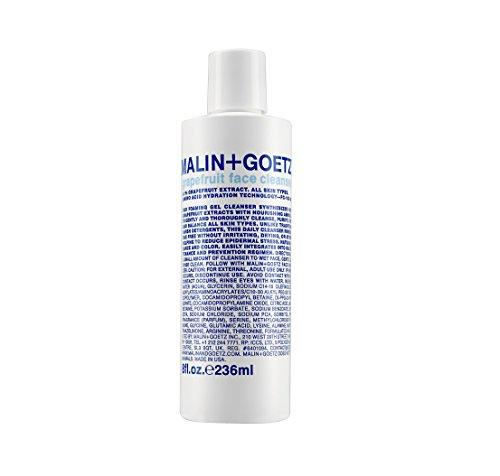 Malin Goetz Grapefruit Face Cleanser (MALIN+GOETZ Grapefruit Face Cleanser 8 fl oz (236 ml) by (Malin + Goetz))