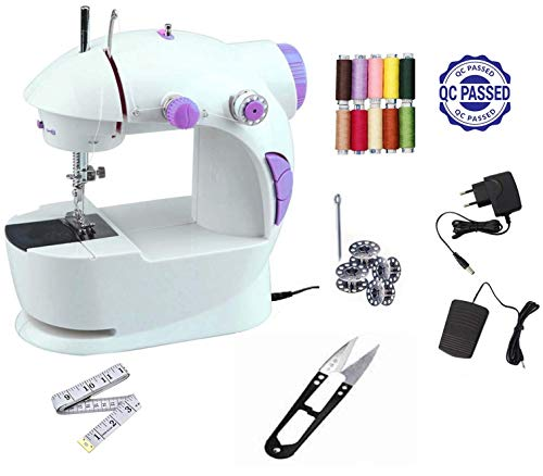 Appigo Portable Mini Sewing Machines for Home (Home Tailoring Machine)