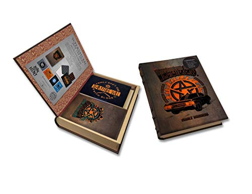 Supernatural Deluxe Note Card Set (With Keepsake Box) (Pocket Card Note)