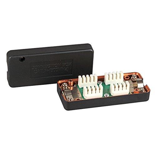 EFB-Elektronik 37596.1LSA schwarz Aderverbinder–Verbinder Fäden (schwarz)