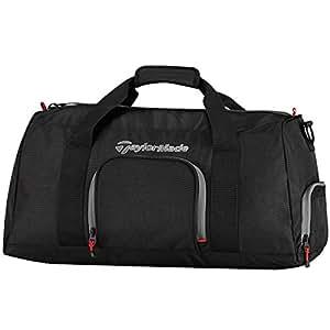 2015 TaylorMade Player's Mens Golf Duffle Bag/ Travel Bag Black