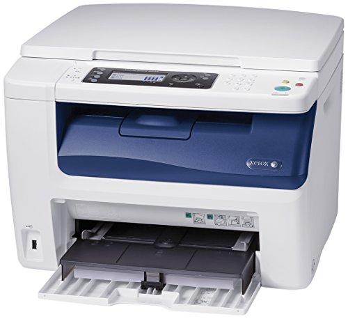 Xerox WorkCentre 6025bi A4 Colour Multifunction LED/Laser Printer, 10ppm  Mono, 12ppm Colour, Wireless