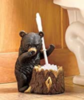 Bear Shaped Toilet Brush Holder by GetSet2Save