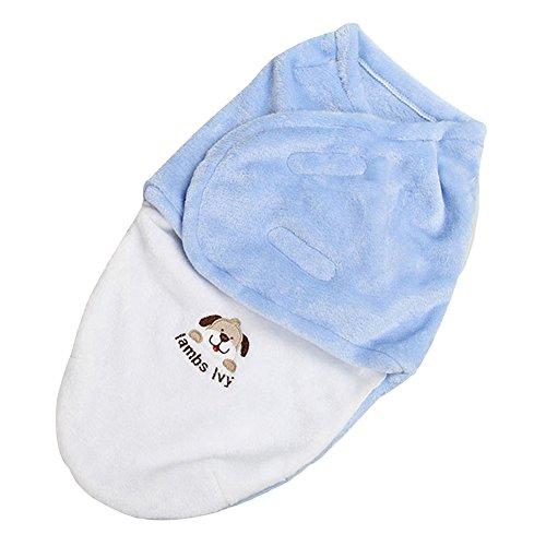 tangbasi Weiche Baby Wickeldecke Schlafplatz Badetuch für Neugeborene