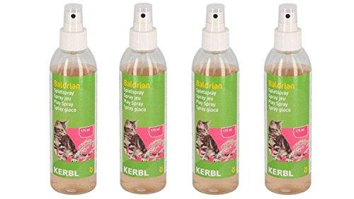 Cajou 2,43€/100 ml Baldrianspray 700 ml für Katzen steigert Wohlbefinden und baut Stress ab