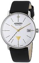 Junkers Damen-Armbanduhr XS Bauhaus Analog Quarz Leder 60731