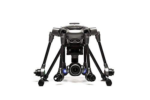Yuneec Typhoon H Plus Drone con Camera da 1″ per i fotografi et videograf, Grigio - 10