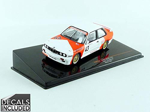 IXO-BMW M3E30-WTCC 1987-1/43
