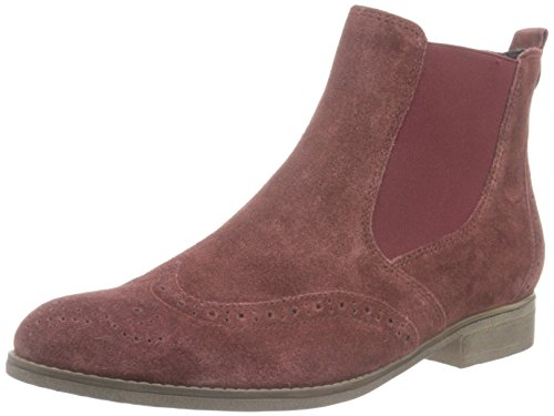 Gabor Damen Fashion Chelsea Boots Rot (Wine (Sohle fumo) 15)