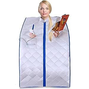 la sauna a infrarossi mi aiuterà a perdere peso