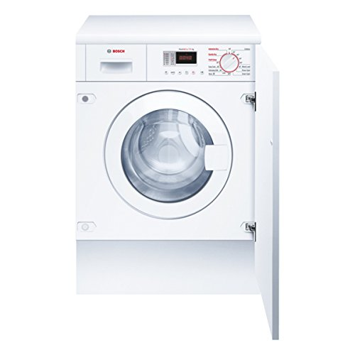 Bosch Serie 4 WKD28351GB 7kg Wash 4kg Dry 1400rpm Integrated Washer Dryer - White