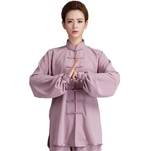 FYUUN Chino Tradicional Qi Gong Ropa De Artes Marciales