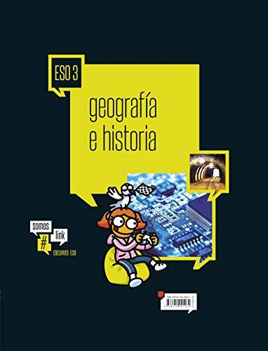 Geografia e Historia 3º ESO - Asturias - C Leon - Valencia - Extremadura (SomosLink)
