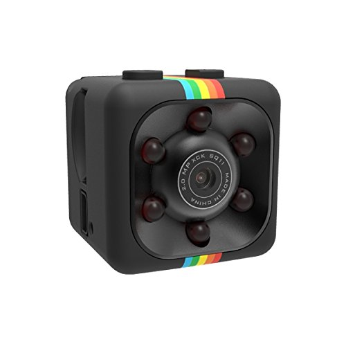 Mini-cmara-espa-Full-HD-1080p-resolutie-Mini-cmara-Full-HD-1080p-30-fps-kleur-zwart