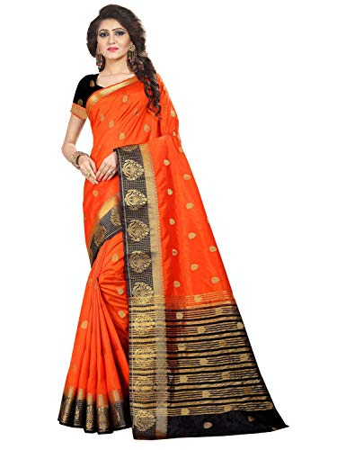 arars kanjivaram kanchipuram silk saree (261 KB ORANGE)