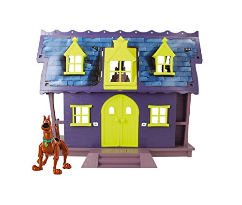 SCOOBY MYSTERY HOUSE