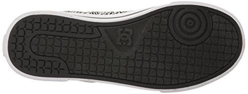 DC Shoes Chelsea Se, Baskets mode femme Black/White/Red