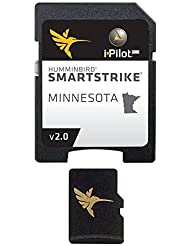 Humminbird 600038-2 SmartStrike Minnesota Map Card by Humminbird