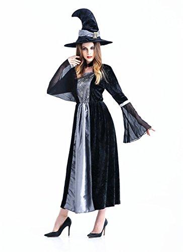 CrazySell Damen A-Linie Kleid One size Gr. One size, Style C