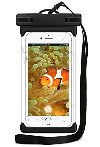Vission Universal Wasserdichter Fall, Handy Dry Bag Tasche für iPhone X, 8/8Plus/7Plus/6S/6, Samsung Galaxy S9/S9Plus/S8/S8Plus/Note 8654, HTC - Htc Snap Case