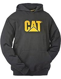 Caterpillar - Sweat-shirt à capuche - Homme noir Noir  L
