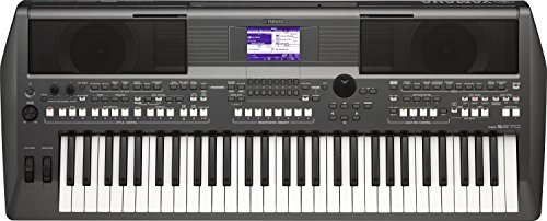 Yamaha PSR-S670 Tastiera