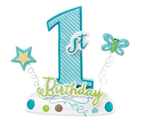 Lillian Rose 1. Geburtstag Andenken Kuchen Top