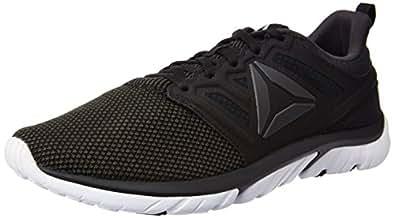 05c29bb30d76 Reebok Mens Reebok Zstrike Run Se Running Shoes ...