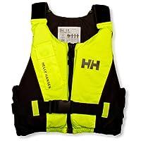 Hel66|#Helly Hansen Men Rider Vest Buoyancy Aid - En 471 Yellow, 30/50