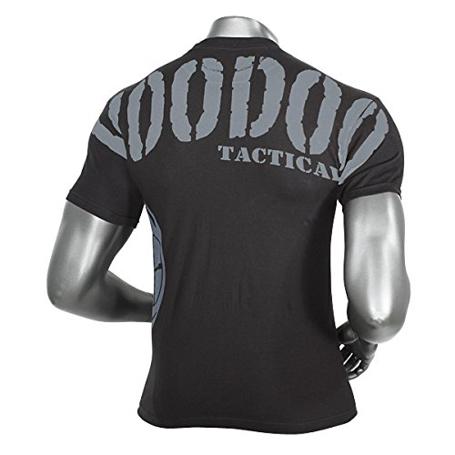 Voodoo Tactical Intimidator T-Shirt Mehrfarbig - Black With Gray