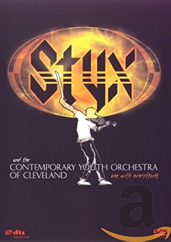 Preisvergleich Produktbild Styx & The Contemporary Youth Orchestra of Cleveland - One Evening With
