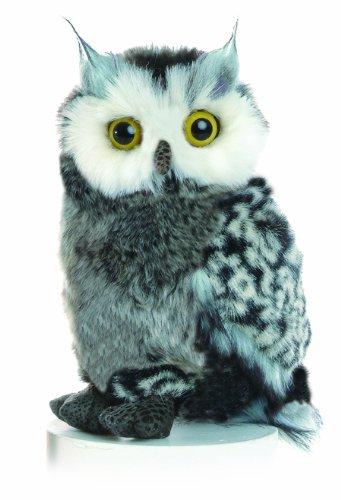 Aurora - Stuffed Owl (12748)