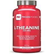 Prozis Sport L-Teanina 200 mg - 60 Cápsulas