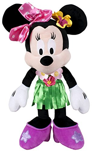 Famosa-Softies-Peluche-Minnie-hawaiana-30-cm-Famosa-760014871