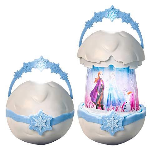 Disney Frozen 271FZO GoGlow Pop-up-Nachtlicht und-Taschenlampe, Weiß