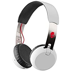 SKULLCANDY - Skullcandy Grind Wireless, casque supra-aural - Noir/Noir/Tan