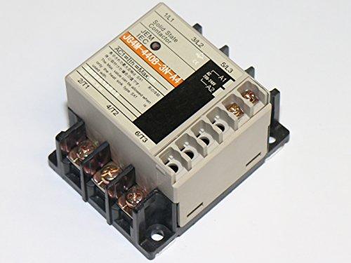 Rotek SSR (Solid State Relais), 3-polig für 75-480V AC (230/400V) - max. 40A, Ansteuerung mit Wechselspannung - Relais 3 Polig