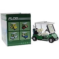 Pantalla LCD Mini reloj de golf Cart Race souvenir Novelty Gifts de golf (Verde), Buggy, Unidades de golf en miniatura 1pcs