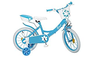 TOIMSA 16232 Colors - Bicicleta de 16 Pulgadas, Color Azul