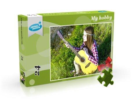 Eigenes Fotopuzzle 24 Teile, Fotopuzzle 24 Tiele, Individuelles Puzzle mit eigenem Foto - Foto Puzzle