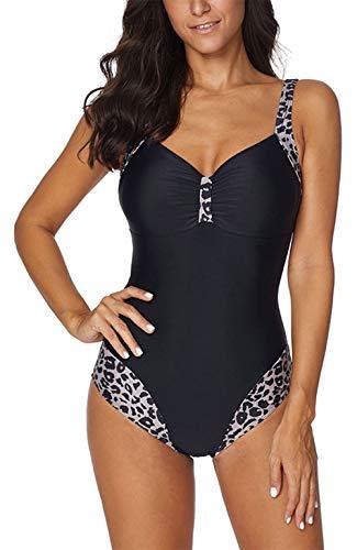 Stynice one piece costume da bagno donna swimwear pezzo sexy intero push-up bikini per donna