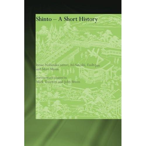 Shinto: A Short History (2003-05-29)