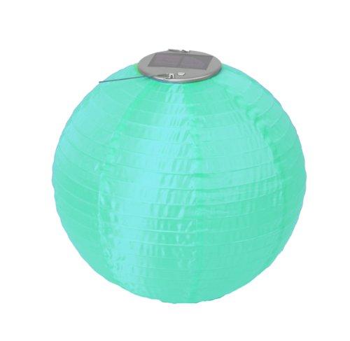 Green Lantern-batterie (Soji Original Round Nylon Solar Lantern 10