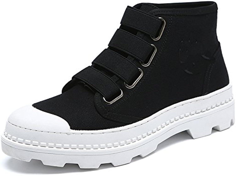 HL PYL   Martin Stiefel hohe Stiefel Stiefel Schuhe fuumlr Männer Bangjun Schnee Stiefel.  43  weissszlig