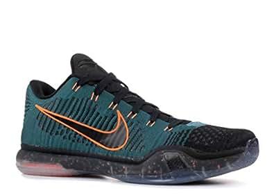 fa392cecc084 ... Nike Kobe X Elite Low Drill Sergeant 747212-303 Dark Atomic Teal Men s  Basketball