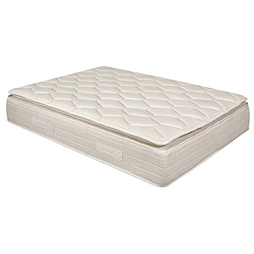 MATRATZE PIKOLIN DOPPELSEITIGE PILLOW TOP 33 CM (90X200) - Visco Pillow-top-matratze