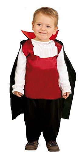 ostuum voor kinderen, 6-12 monate (Baby-vampir Kostüme)