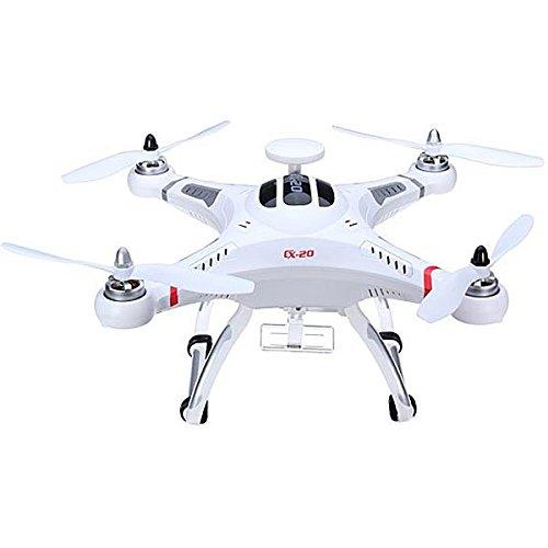 cxhobby cx-20RC Quadcopter auto- pathfinfer RTF Drone 6-axis GPS MX Klassiche System Hubschrauber für FPV UFO Flugzeug Spielzeug mit GoPro Kamera Mount–Weiß