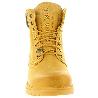Panama Jack Men's Panama 03 Wool Combat Boots 3