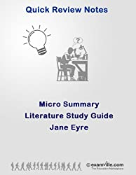 Micro Summary: Jane Eyre (Quick Literature Study Notes) (English Edition)